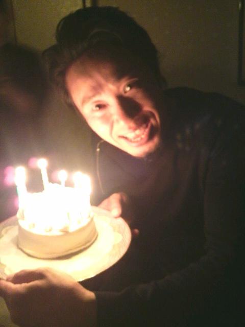 谷さんの誕生日